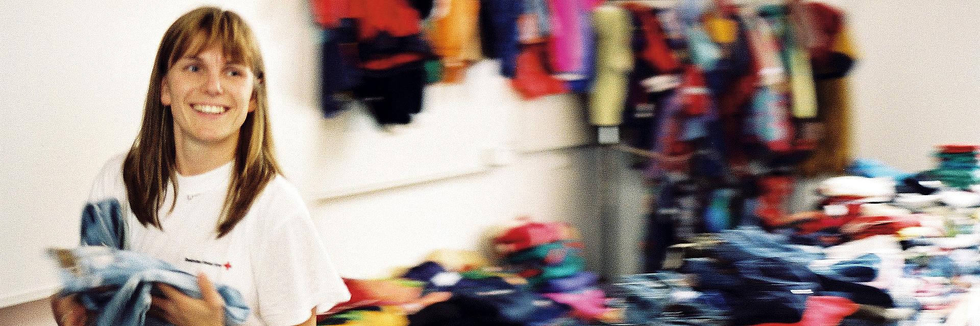 Kleiderkammer in berlin spandau